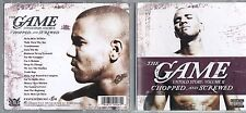THE GAME CD UNTOLD STORY VOLUME II CHOPPED & SCREWED 2005