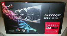 ASUS ROG STRIX RX 580 O8G GAMING OC Edition GDDR5 DP HDMI 1380 MHz Boost Clock