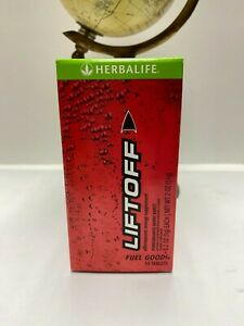 LIFTOFF, caffeine energy, natural from Guarana seed, Pomegranate, 10 tablets