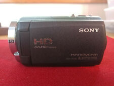 Sony 32GB HD Camcorder w/ HDMI output, Optical Image Stabilization - HDR-CX430V