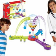 CRAZYBOSS Funny Shoot Ball Activate Triple Challenge Catapult Shooting Game Toy