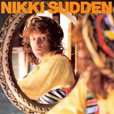 Nikki Sudden - Back to the Coast - 1992 Giant/Rockville NEW Cassette