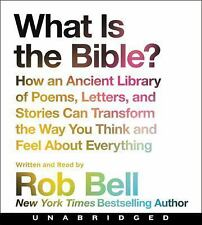 What Is the Bible? CD : How an Ancient Library of Poems, Letters, and Stories...