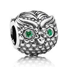 Genuine Pandora Owl Charm 791211CZN