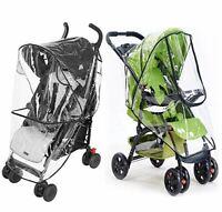 Rain Wind Weather Cover Shield Protector Zipper for COSATTO Baby Child Stroller