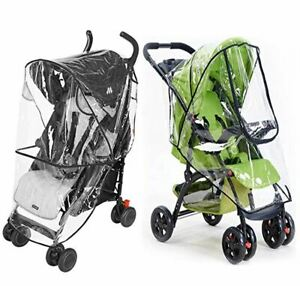 Rain Wind Cover Weather Shield Protector Zipper for Graco Baby Child Stroller