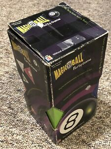 Magic 8 Ball Party Game