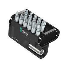 Wera Bitsortiment Bit-Check 12 Wood 2 Universalhalter Holz-Schrauben 05057422001
