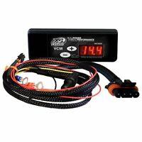 XS Power XSP310-313 VCM Dash Mounted Digital Voltage Control Module & Harness