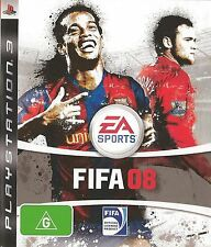 PLAYSTATION 3 FIFA 08 PS3 GAME