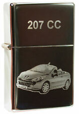 Peugeot 207 cc encendedor 207cc gasolina encendedor grabado