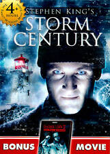 Storm Of The Century / Children Of The Corn II: The Final Sacrifice (DVD)  NEW