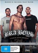 Bra Boys (DVD, 2007) VGC Pre-owned (D107)