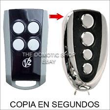 ★ MANDO DE GARAJE COMPATIBLE V2 PHOENIX - COPIA FACIL EN SEGUNDOS NEW CONTROL  ★
