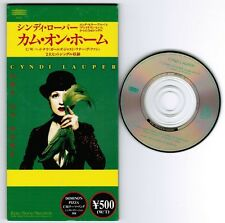 "CYNDI LAUPER Come On Home /Hey Now(Girls Just..) JAPAN 3""CD ESDA-7160 UNSNAPPED"