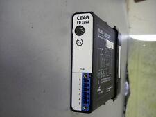 Cooper CEAG FB 3202 Smart Analog Input Remote I/O Module for  IP66 Enclosures
