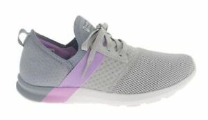 NEW BALANCE FUELCORE NERGIZE  WOMEN'S GREY ATHLETIC SHOES WXNRGNG NEW