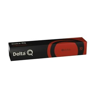 Delta Q10 coffee capsules x50 - Portuguese roasted Coffee - Tracked service -