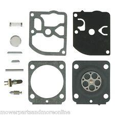 GENUINE ZAMA Carburettor rebuild kit RB-100, Stihl HS45, FS55, FS38, BG45, MM55