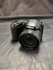 Nikon COOLPIX L330 Digital Camera - Black