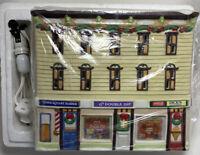 Coca-Cola Town Square Collection 1992 Tjs Double Dip, Barber, Dicks Delicatessen