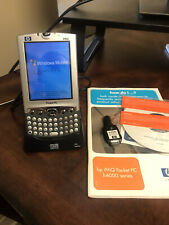 Hp Ipaq H4300 Series Pocket Pc Handheld Pda Bluetooth Wifi Keyboard, Accessories