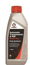 Comma Fully synthetic Automatic Transmission & Power Steering Fluid Oil -MVATF1L