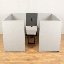 More details for office meeting booth / pod with table