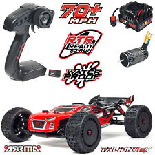ARRMA #ar106030 Talion V3 6S BLX 4WD 1-8 Truggy RTR Red Model 2018