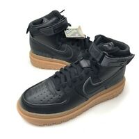 Nike Air Force 1 High GoreTex Boot Anthracite Black CT2815-001 Mens Size 10.5