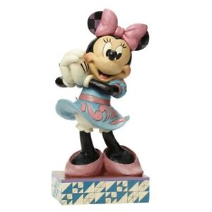 Enesco 4045250 Disney Traditions Shore Minnie Mouse Gross All Smiles Statement