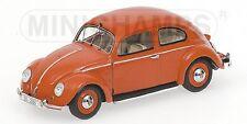 Volkswagen 1200 Export 1951 Vigili Del Fuoco Dortmund 1:43 Model MINICHAMPS