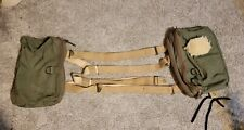 Filson Fly Fishing Tackle Pack, #130Sh, Strap Vest Very Rare!