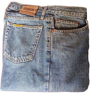 Men's Jeans Edwin Tokyo  W34  L36 Made In Japan
