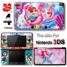 Princess SKIN VINYL DECAL STICKER COVER NEW SKINS for Nintendo 3DS