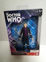 """BBC Doctor Who 5.5"""" 12th Dr Peter Capaldi Purple Shirt Action Figure Underground"""
