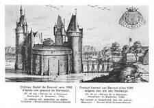 Belgium Castel Feodaal Kasteel van Beersel Chateau