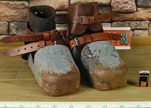 Taucherschuhe Taucherstiefel älter Helmtaucher Dräger diving boots Draeger DM220