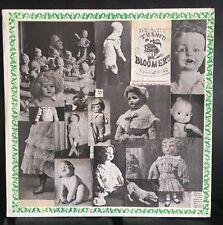 Creepy Doll Collage Vintage Record Lp Jacket Halloween Nazzaro Art One Of A Ki