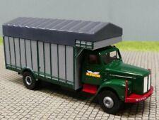 1/87 Brekina Scania L110 Großraumaufbau Bilspedition 85128