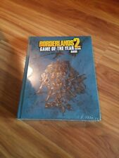 Borderlands 2 Game Of The Year Hardcover Strategy Guide Brand New Sealed!