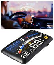 Universal GPS Speedometer Car LCD Head Up Display Overspeed Warning System