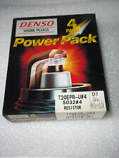 4 Denso T20EPR-U Spark-Plugs Listed for RENAULT MASTER