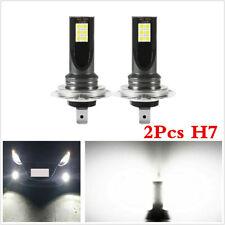 Par H7 cree 60W bombillas LED de Luz de Niebla Drl Conducción Lámparas Coche Faros Kits 6000K