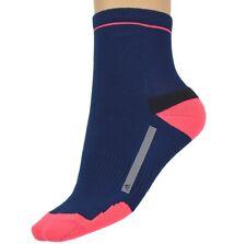 Adidas Stella McC. Damen Logo Laufsocken Tennis Sport Socken Socks blau/pink