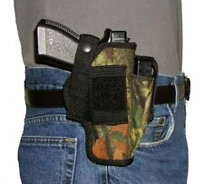 USA Custom Mfg Real Tree Camo Tactical Belt Holster Hi Point 9mm 40 mm owb