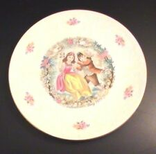 1979 Valentine's Day Royal Doulton Plate