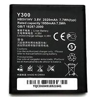 2020mAh HB5V1HV Battery for HUAWEI Ascend Y300 Y511 Y516 W1-U00 Y500 Y900 G350