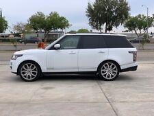 Range Rover Lowering Kit L405 fits 2013-2019