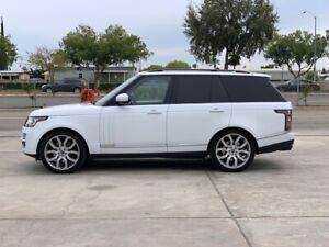 Range Rover Lowering Kit L405 fits 2013-2021